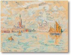 Картина Венеция, 1908