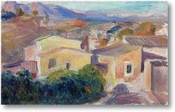 Картина Пейзаж Кань-сюр-Мер