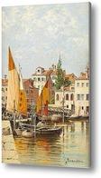 Купить картину Вид,Венеция