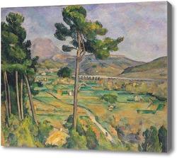 Картина Гора Сент-Виктуар