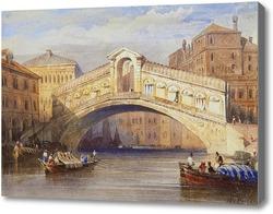 Картина Мост Риальто