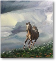 Картина Буря