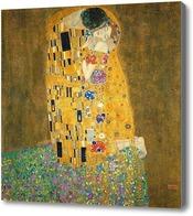 Картина Поцелуй влюбленных