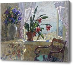 Картина Открытое окно, 1931