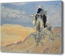 Картина Песчаная буря