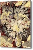 Картина Букетик полевых цветов