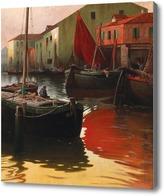Картина Мотив Кьоджиа