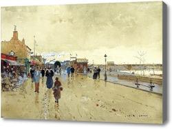 Купить картину Сена в Аньере