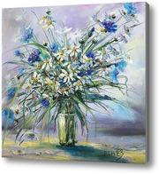 Картина Луговые цветы