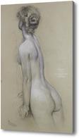 Картина Флорри Бёрд, оплакивающая Икара