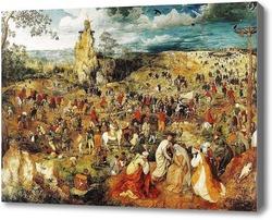 Картина Путь на Голгофу