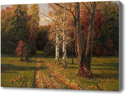 Купить картину Пейзаж с Березами