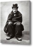 Купить картину Чарли Чаплин 1920г.