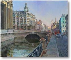 Купить картину Канал Грибоедова