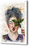 Картина Ведьмочки #2