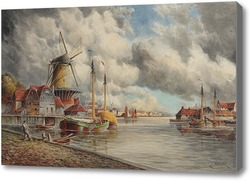 Картина Дордрехт