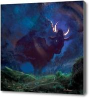 Купить картину Лунные рога