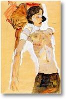 Купить картину Дремлющая,1911