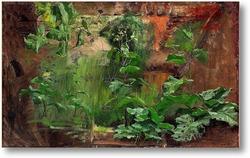 Картина Растения