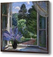Картина Вид из окна