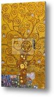Купить картину tree of abstract swirl, oil on canvas