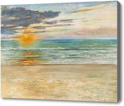 Купить картину Французские морские пейзажи