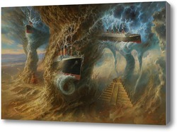 Картина Седьмой сон Капитана