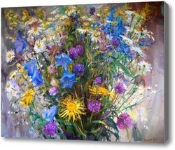 Картина Собрание цветов