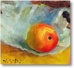 Картина Яблоко