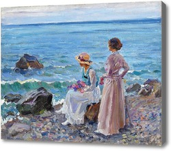 Картина Женщины у моря
