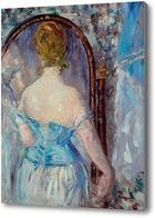 Картина Перед зеркалом