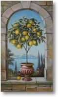 Картина Лимоны.