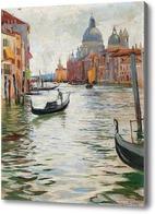 Купить картину Венецианский канал