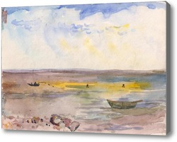 Картина Азовское море