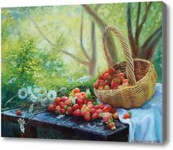 Картина Летний урожай