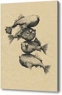 Картина Fishes