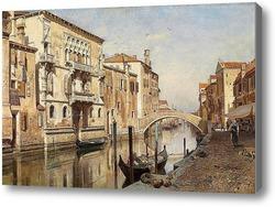 Купить картину Дворец Дель Камелло
