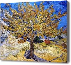 Картина Тутовое дерево