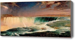 Купить картину Ниагара 1857