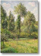 Картина Тополя, Эрань