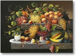 Картина Натюрморт фруктов