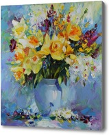 Картина Весенние цветы
