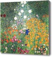 Купить картину Цветочный сад