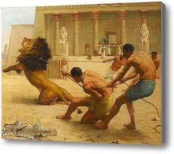 Купить картину Древний спорт