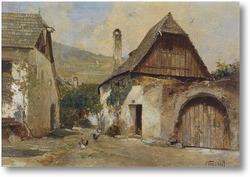 Картина Мотив из Вахау