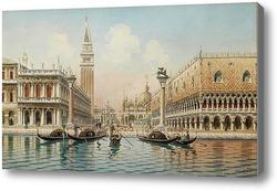 Картина Венецианские сцены