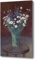 Картина Ваза с маргаритками