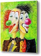 Картина Два друга