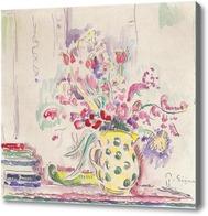 Картина Цветы натюрморт
