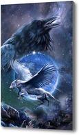 Картина Колдовская ночь
